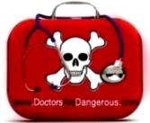 DOCS R DANGEROUS ICON