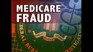 MEDICARE FRAUD art