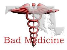 Bad Medicine logo