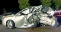 Elena Shapiro's car