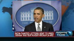 Obama Ricin