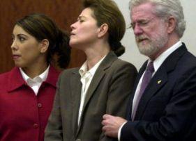 Dr Clara Harris hears her guilty verdict