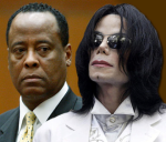 MJ & Conrad Murray