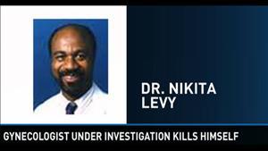 Dr Nikita Levy