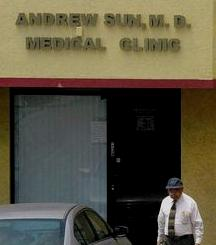 Dr Andrew Sun