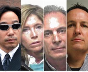 NECC drug scheme culprits, according to the U.S. Justice Department