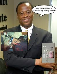 Dr Conrad Murray killed Michael Jackson