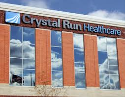 Unlike hundreds of other medical facilities, Crystal Run stepped up and did the right thing.