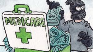 MEDICARE THEIF ART