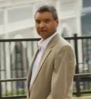 Dr Harold Persaud