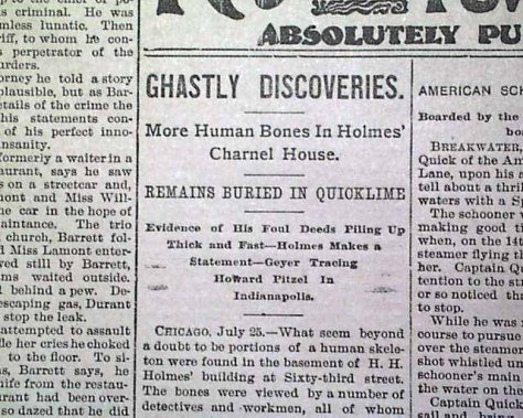 Holmes News Clip
