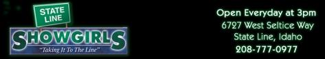 Stateline Showgirls Banner