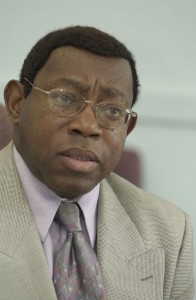Ernest Gibson CEO
