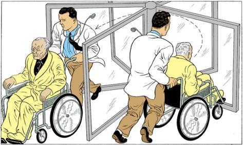 Readmission Cartoon
