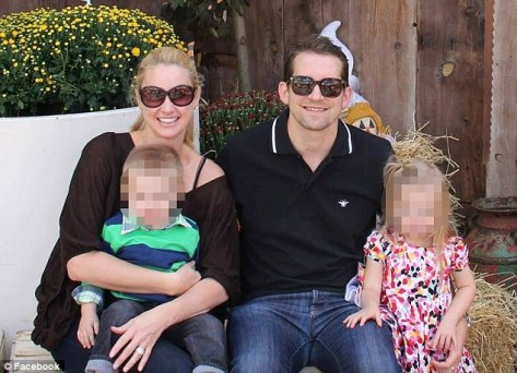 Dr Kiersten Cerveny family