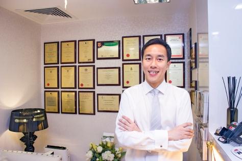 Dr Leo Kah Woon