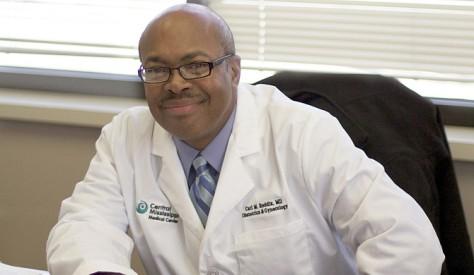 Dr Carl Reddix