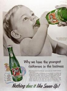 BABY 7 UP
