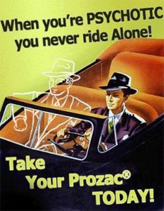 Vintage Ad Prozac