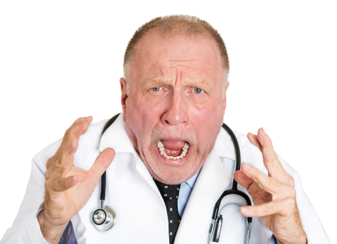 DR DISRUPTIVE